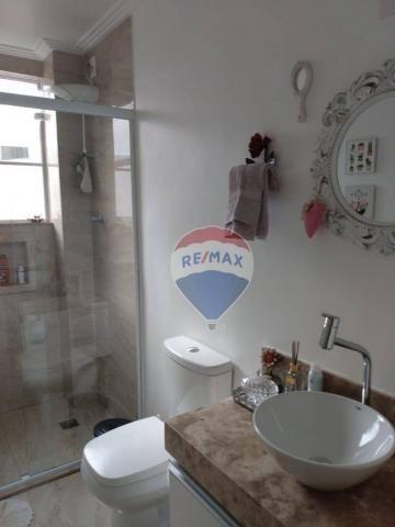 Apartamento com 2 dormitórios à venda, 70 m² por R$ 235.000,00 - Centro - Juiz de Fora/MG - Foto 10