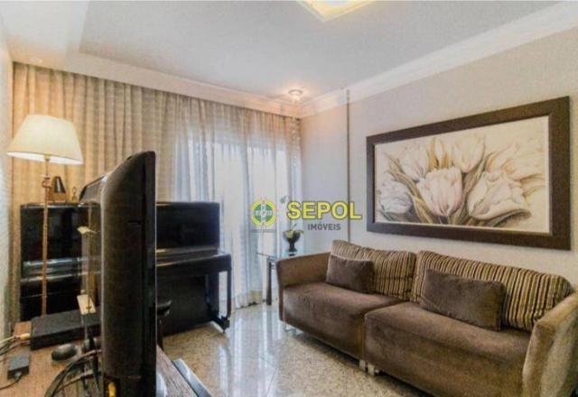 Apartamento com 3 dormitórios à venda por R$ 570.000,00 - Tatuapé - São Paulo/SP - Foto 7