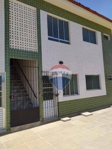 Apartamento com 3 dormitórios para alugar, 53 m² por R$ 800,00/mês - Jardim Atlântico - Ol - Foto 17