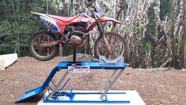 Elevador para motos 350kg * Plantão 24h zap  - Foto 2