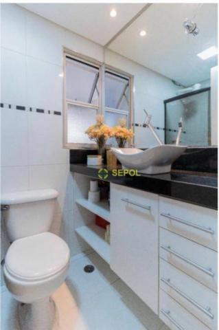 Apartamento com 3 dormitórios à venda por R$ 570.000,00 - Tatuapé - São Paulo/SP - Foto 13