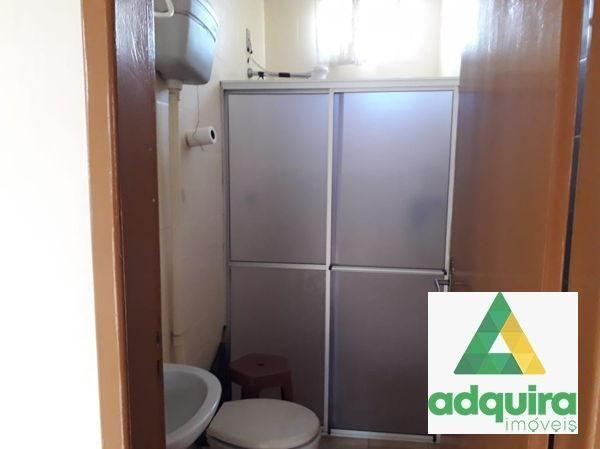 Casa com 2 quartos - Bairro Oficinas em Ponta Grossa - Foto 12