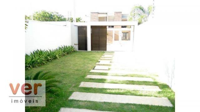 Casa à venda, 146 m² por R$ 404.000,00 - Centro - Eusébio/CE - Foto 7