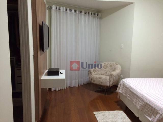 Apartamento com 3 dormitórios à venda, 138 m² por R$ 620.000,00 - Castelinho - Piracicaba/ - Foto 4