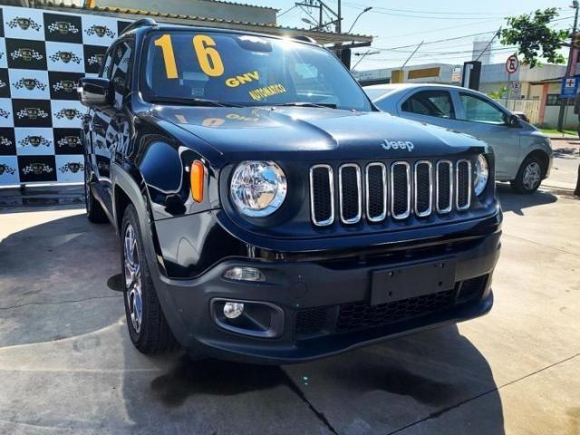 Jeep renegade 2016 1.8 16v flex longitude 4p automÁtico - Foto 2
