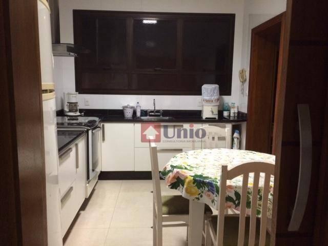Apartamento com 3 dormitórios à venda, 138 m² por R$ 620.000,00 - Castelinho - Piracicaba/ - Foto 6