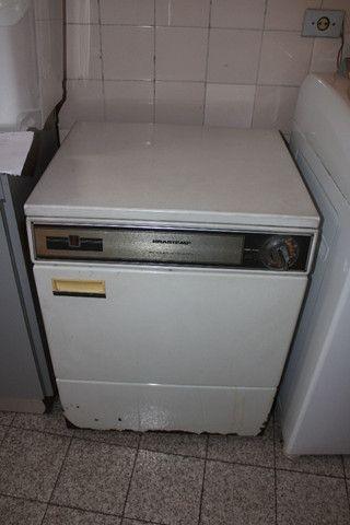 Secadora / Brastemp / Bsh61e16 / 220V / em Metal Branco (precisa de revisão) - Foto 3
