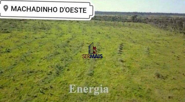 Fazenda à venda, por R$ 2.640.000 - Zona Rural - Machadinho D'Oeste/RO - Foto 3