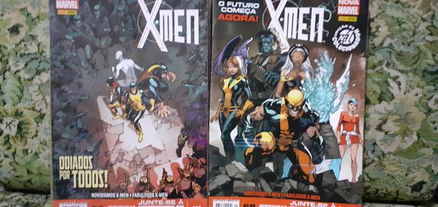 X-men, nova marvel
