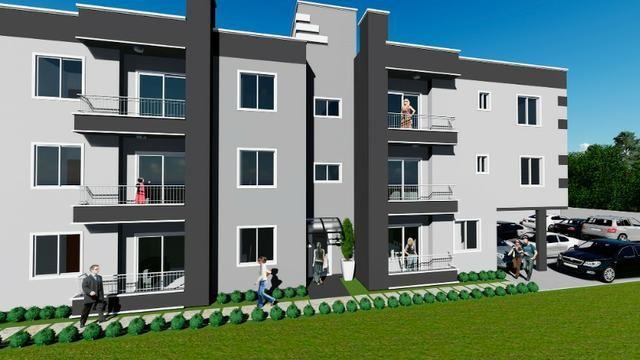 Apartamento - 2 dormitórios - Térreo - Itaum - Foto 17