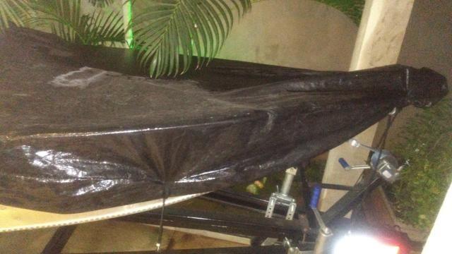 Lona capa barco 6m - Foto 2