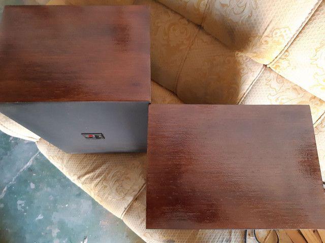 Caixas acústicas vintage gradiente   - Foto 5
