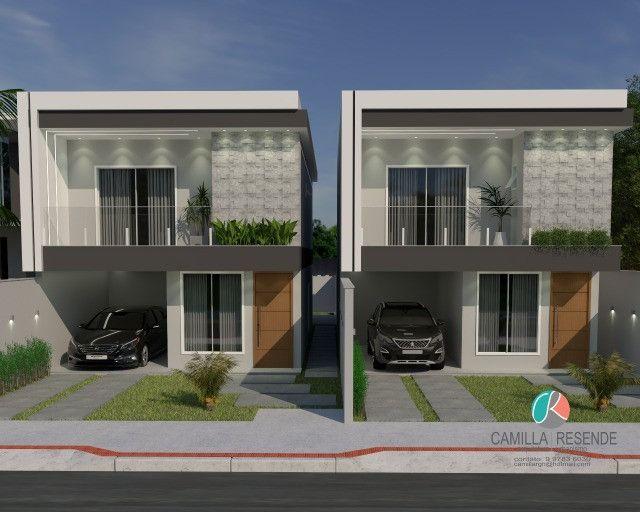 Lançamento casa linda em Morada de laranjeiras - Foto 2