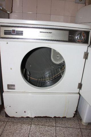 Secadora / Brastemp / Bsh61e16 / 220V / em Metal Branco (precisa de revisão) - Foto 2
