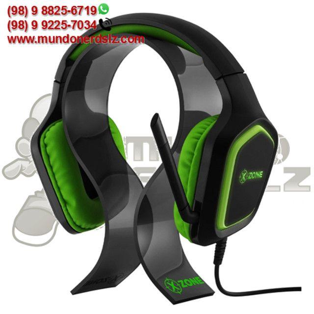 Headset Gamer LED P2P3 Xzone GHS-02 em São Luís Ma