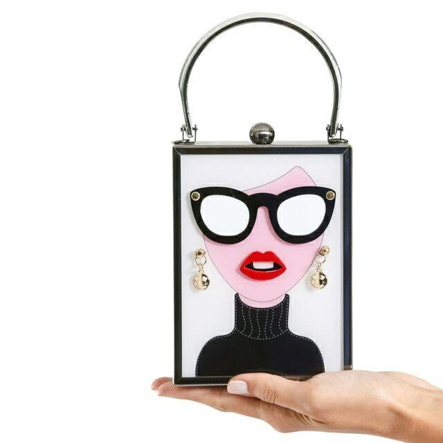 Bolsa Clutch de Luxo V&V Finder Original - Foto 2