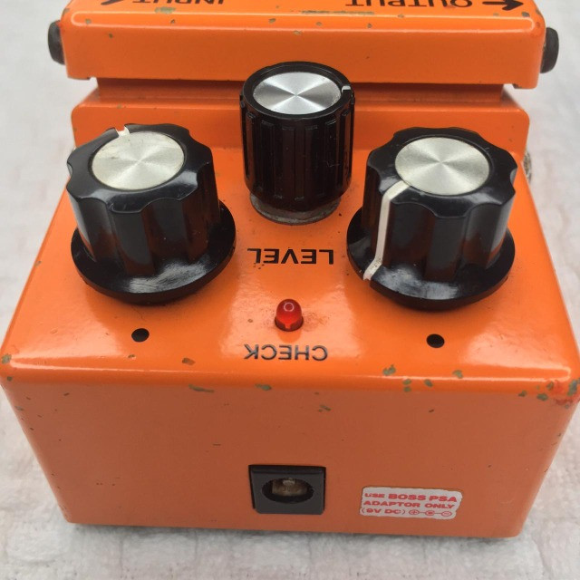 Pedal Boss Distortion Ds1 - Foto 2