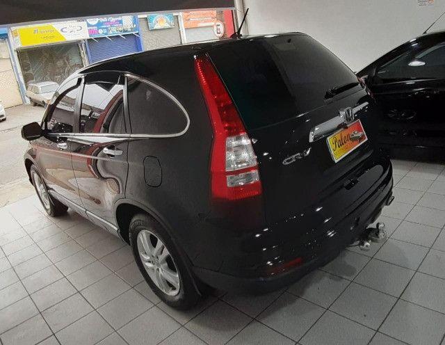 CR-V EXL - 4x4 - Automático + Couro + Teto - 2011 - Parcelas de R$1.118,00 - Foto 8