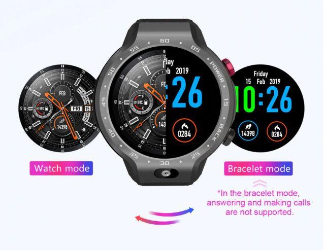 Smart Watch Lemfo LEM9 Relógio Inteligente Fitness