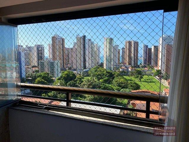 Apartamento no Espaço Catalunya com 3 dormitórios à venda, 105 m² por R$ 675.000 - Varjota - Foto 16
