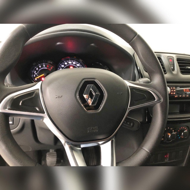 Renault Sandero 1.0 Life 12v 5p - Foto 10