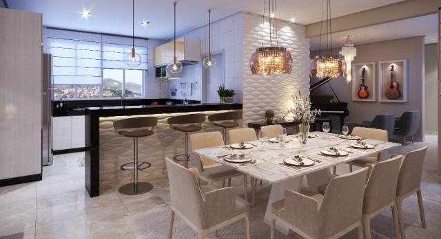 Apartamento à venda com 3 dormitórios em Cidade nobre, Ipatinga cod:530 - Foto 2