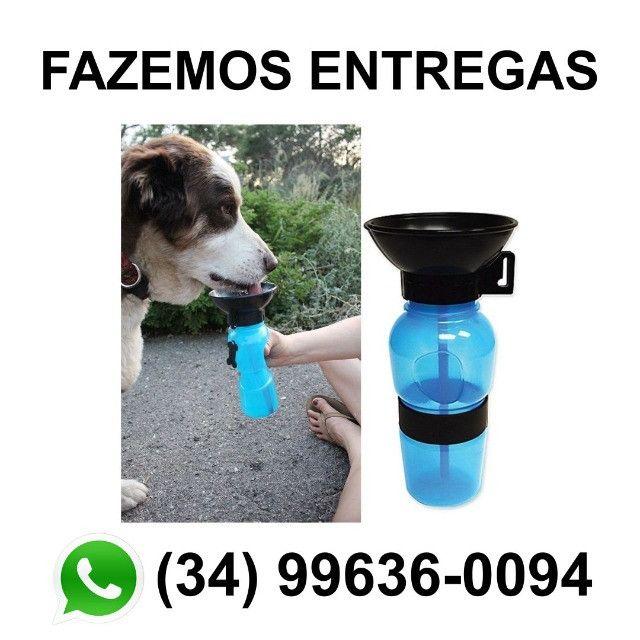 Garrafa Bebedouro Água para Animais Pet