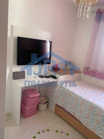 Apartamento com 2 dormitórios à venda, 50 m² por R$ 280.000 - Vila Mercês - Carapicuíba/SP - Foto 8