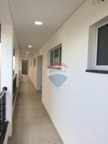 Apartamento com 2 dormitórios para alugar, 65 m² por R$ 1.296,00/mês - Jardim Bertioga - V - Foto 4