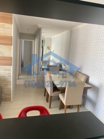 Apartamento com 2 dormitórios à venda, 50 m² por R$ 280.000 - Vila Mercês - Carapicuíba/SP - Foto 14