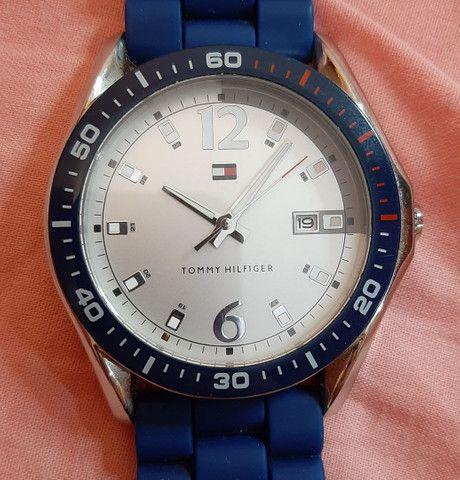 Relógio Tommy Hilfiger azul