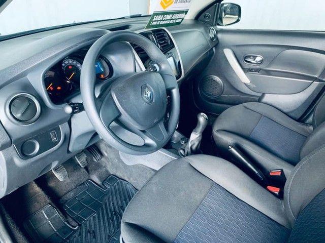 OPORTUNIDADE - Renault SANDERO EXPRESSION 1.0 12V - Foto 13