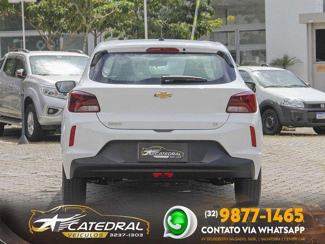 Chevrolet Onix Hatch LT 1.0 12V Flex 5p Mec. 2020 *Novo D+* Baixa Km* Aceito Troca - Foto 5