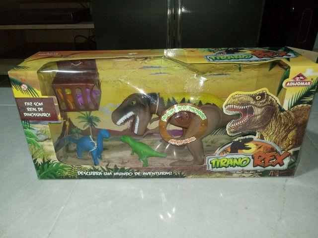 Tiranossauro rex - Foto 2