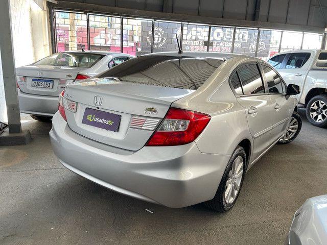 Honda Civic Lxs 1.8 flex manual 2014 Obs! Sem detalhes - Foto 3