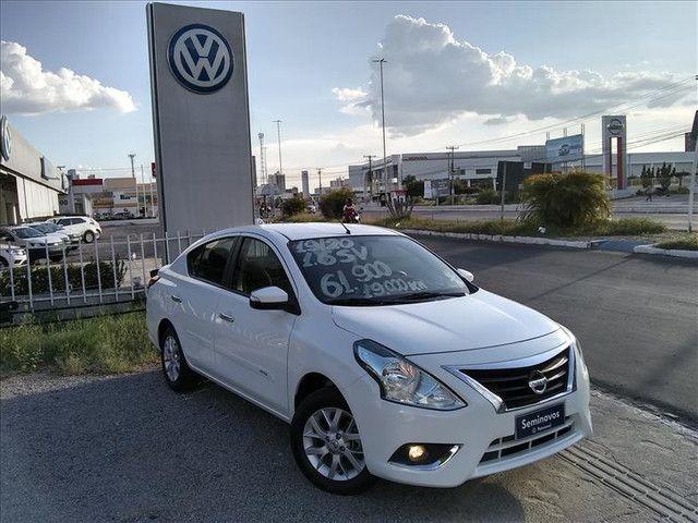 Nissan Versa 1.6 16vstart sv
