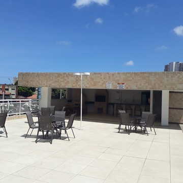 Ótimo apartamento no bairro de fátima, com 3 quartos sendo 2 suítes, armarios, blindex nos - Foto 7