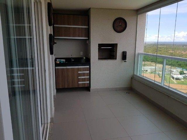 Apartamento Brasil Beach Home Resort Cuiabá 119 m² privativos