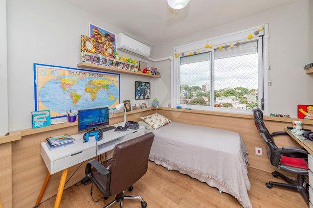Apartamento à venda com 3 dormitórios em Jardim lindóia, Porto alegre cod:9268 - Foto 12
