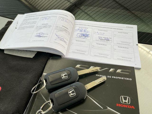 Honda Civic Lxs 1.8 flex manual 2014 Obs! Sem detalhes - Foto 18