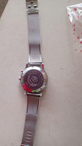 Relógio masculino Orient três estrelas top demais  - Foto 2