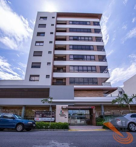 Apartamento com 2 dormitórios à venda, 91 m² por R$ 670.000,00 - Balneário - Florianópolis