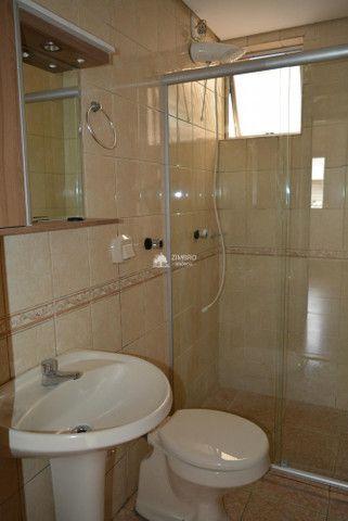 Apartamento 02 dormitórios para alugar em Santa Maria de frente com Sacada Garagem - ed Sa - Foto 13