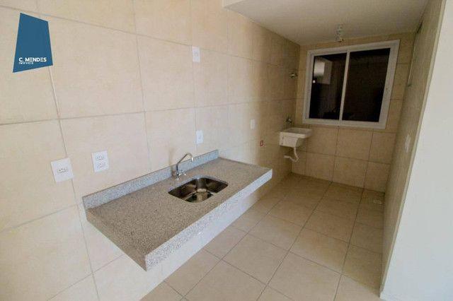 Apartamento com 2 dormitórios à venda, 58 m² por R$ 290.000,00 - Parangaba - Fortaleza/CE - Foto 18