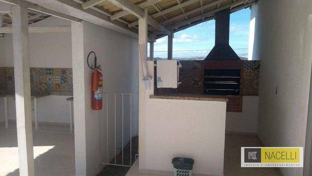 Apartamento com 2 dormitórios para alugar por R$ 750,00/mês - Agua Limpa - Volta Redonda/R - Foto 15