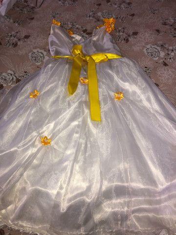 Vestido de festa/ formatura infantil - Foto 2