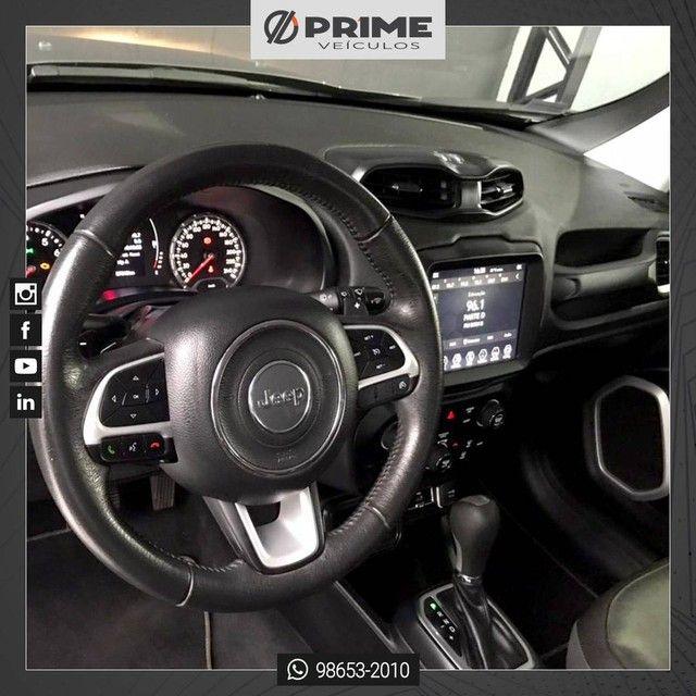 RENEGADE 2019/2019 1.8 16V FLEX LONGITUDE 4P AUTOMÁTICO - Foto 11