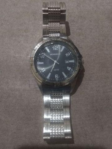 Relógio pulseira de aço à prova d'água - Foto 3