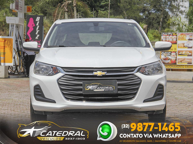 Chevrolet Onix Hatch LT 1.0 12V Flex 5p Mec. 2020 *Novo D+* Baixa Km* Aceito Troca - Foto 2