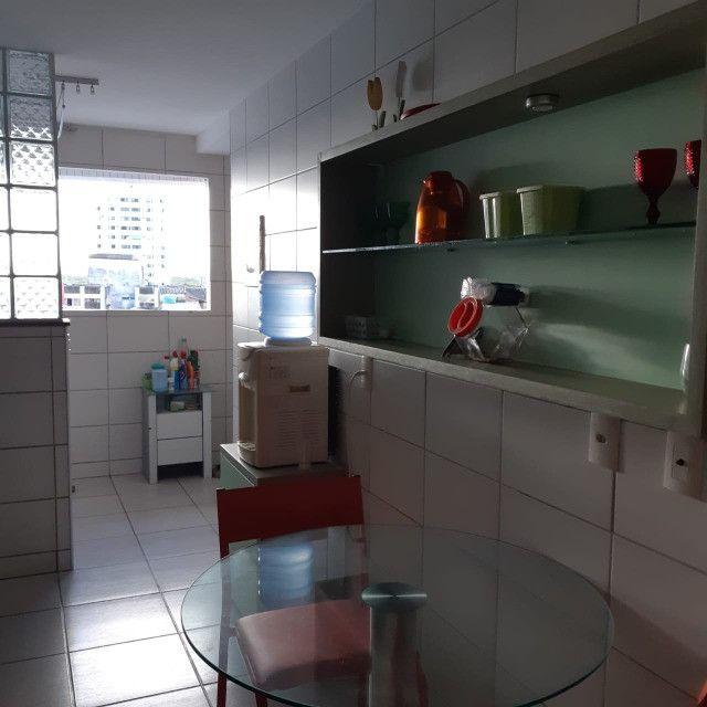 Edf Vinicius de Morais BV/alto padrão/130m/3 Qtos / localização top/pronto - Foto 8
